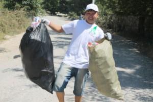 уборка мусора2
